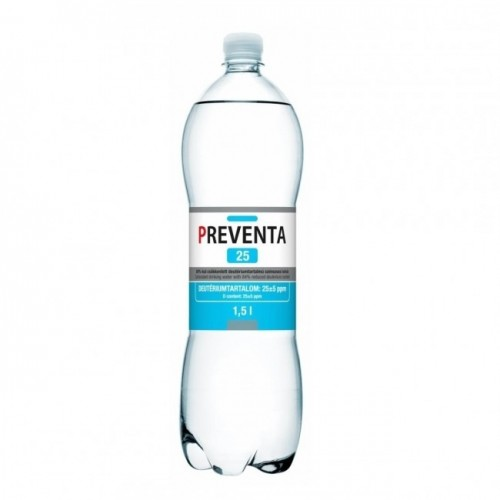 Deuterium Depleted Water 25ppm (Preventa)
