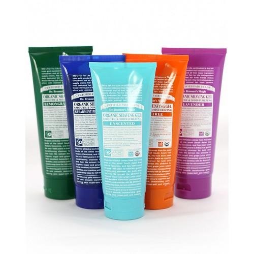 Shaving Soap - Choose Fragrance (Organic) Dr Bronner