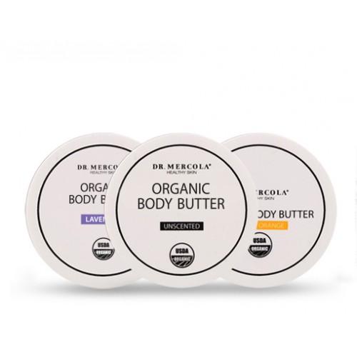 Body Butter (organic) Dr Mercola