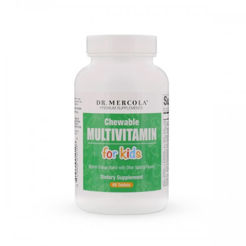 Multivitamins For Kids (Chewable) 60 Tablets