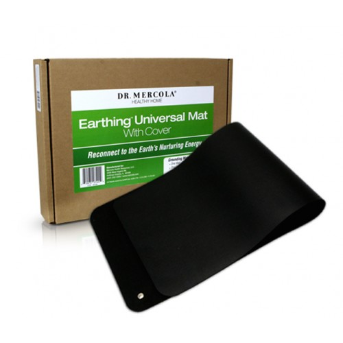 Earthing Universal Mat - Dr Mercola (With UK Adaptor & Tester)