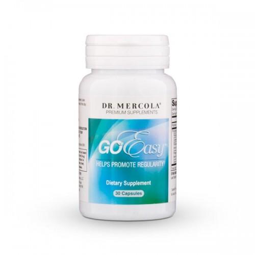 Go Easy (Regularity) 30 Caps - Dr Mercola