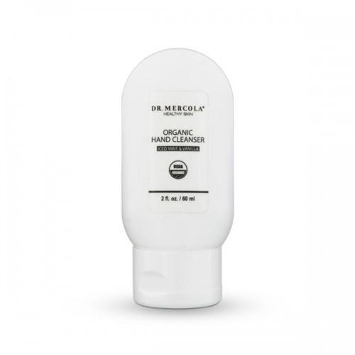 Hand Cleanser Sanitiser (Iced Mint & Vanilla) Dr Mercola