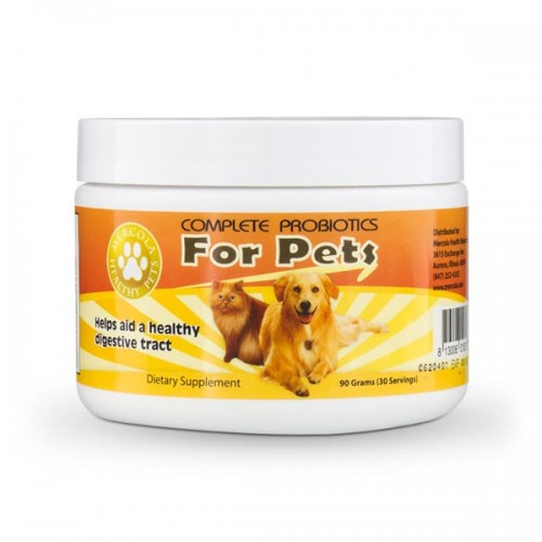 Complete Probiotics for Cats & Dogs - 90g (Dr Mercola)