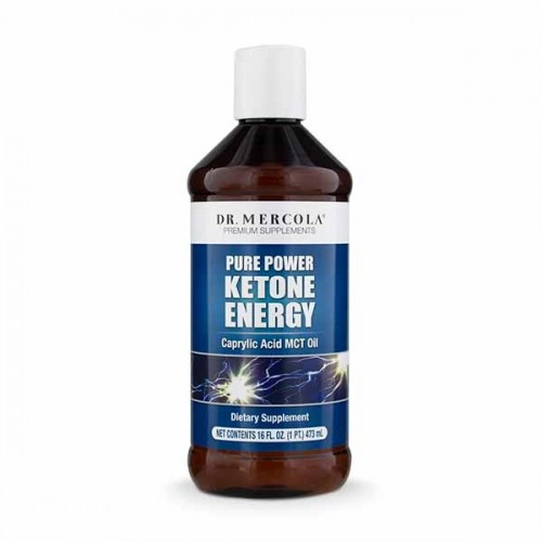 Ketone Energy MCT Oil - 473ml (Dr Mercola)