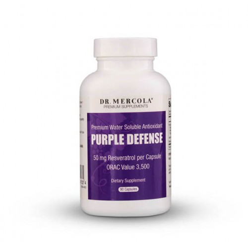 Purple Defence (Grape Seed/Skin Extract) Dr Mercola (90)