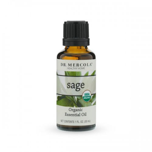 Sage Essential Oil - 30ml (Organic)