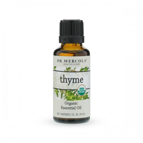 Thyme Essential Oil (Organic) 30ml