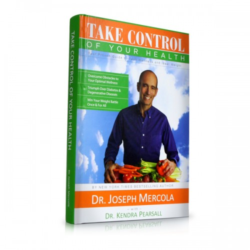 Dr Mercola - Take Control of Your Health Book (Hardback)