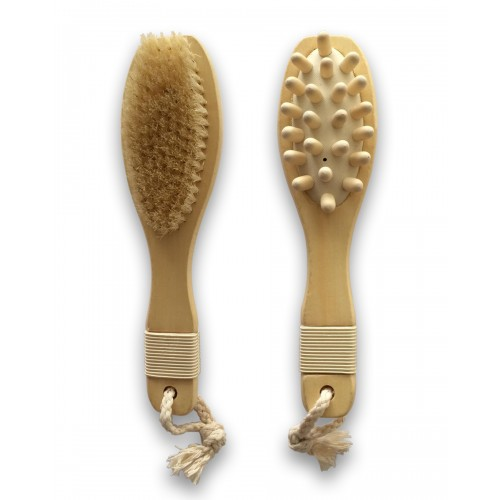 Body Brush - Dry Skin Brushing