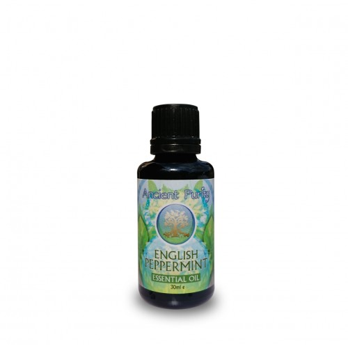 English Peppermint - Essential Oil (Digestion/Sinus) 30ml