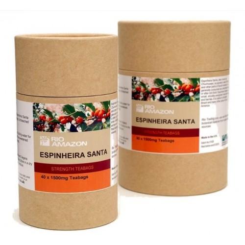 Espinheira Santa Teabags 40/90