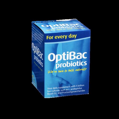 Every day Probiotics - 60 Capsules (Maintenance)
