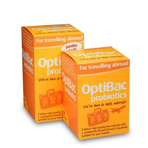 Travelling abroad Probiotics