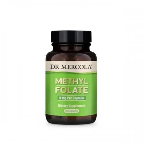 Folate (Natural Folic Acid) 5mg - 30 Caps