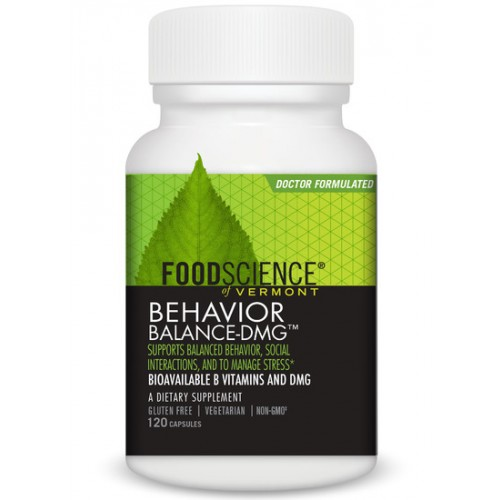 Behavior Balance-DMG™ - 120 Caps - FoodScience