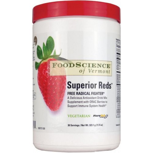Superior Reds™ 324g Antioxidant Drink Mix - FoodScience