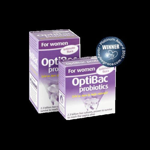 Probiotics For women - 30 Capsules