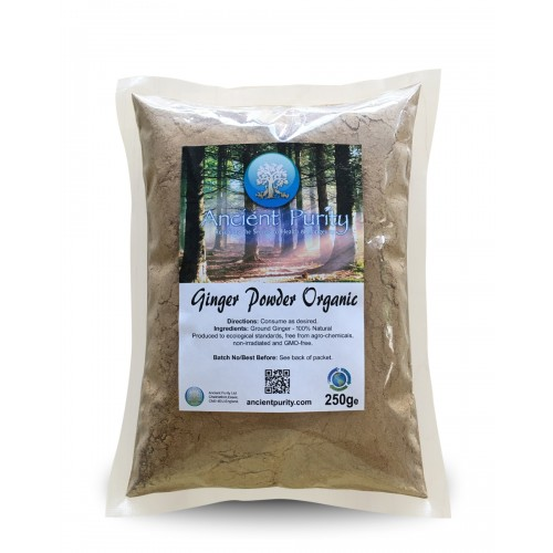 Ginger Powder Organic - 250g
