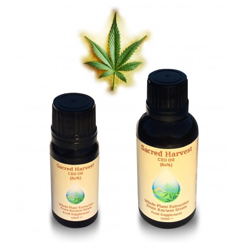 CBD Oil - Highest Potency (Whole Plant Infusion) 10/30/50ml
