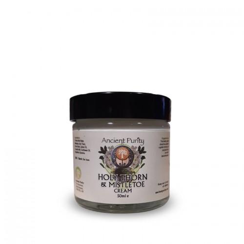 Holy Thorn & Mistletoe Cream