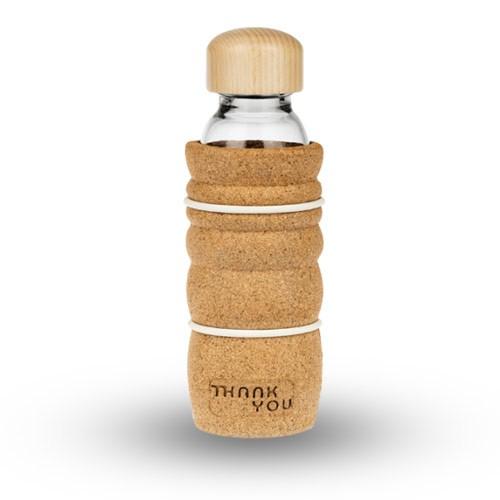 Hot Drinks - Glass Bottle (100% Eco)
