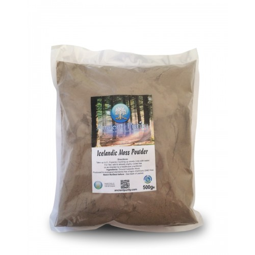 Icelandic Moss - 500g (Anti-biotic & Stomach Health)