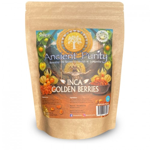 Inca (Golden) Berries