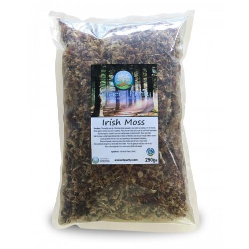 Irish Moss - 250g Vitamin A, E, F, K Iodine & Sulfur