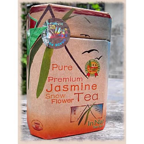 Snow Flower Jasmin Tea - Loose Leaves - 50g