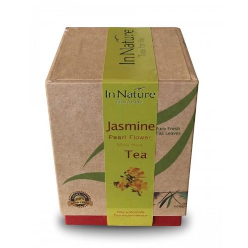 Jasmin Pearl Flower (Dragons Pearls)Tea Leaves - 50g
