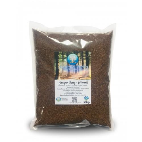 Juniper Berry (Ground) Health / Diuretic - 500g
