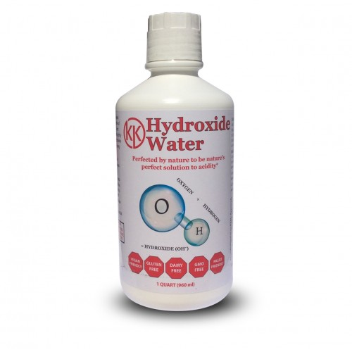 Hydroxide Water (Keto Keri) 960ml
