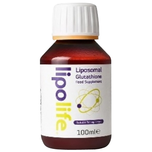 Glutathione Liposomal - 100ml Anti-Ageing/Antioxidant