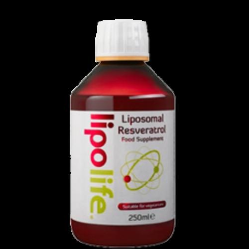Resveratrol Liposomal - 250ml (Longevity)