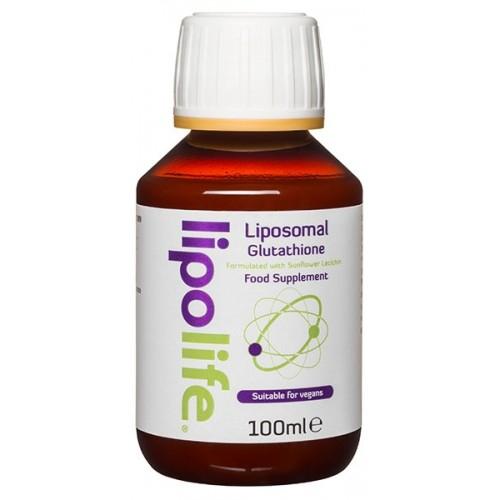 Glutathione Liposomal  (Anti-Ageing/Antioxidant) 100ml