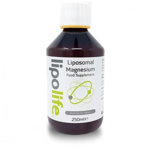 Liposomal Magnesium (Bisglycinate) Albion - 250ml