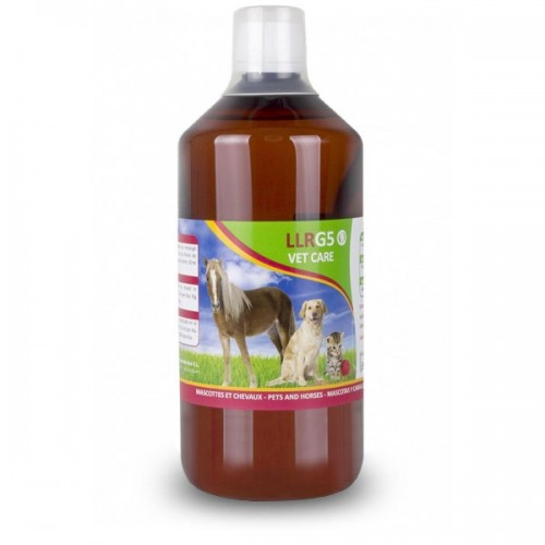 Silica for Pets & Horses (LLRG5 Vet Care) 1L