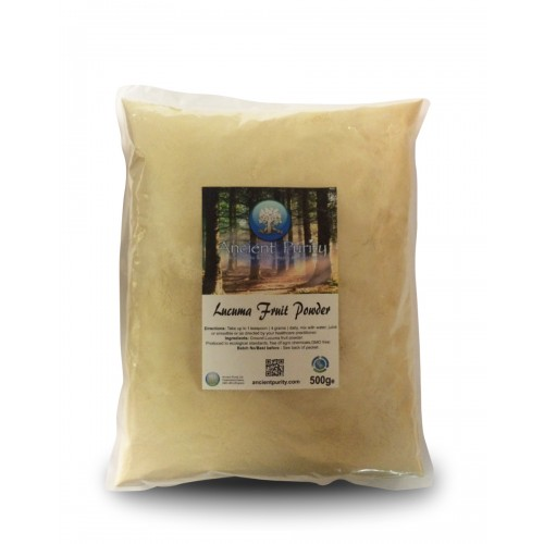 Lucuma Fruit Powder - 500g (B Vitamins / Minerals)