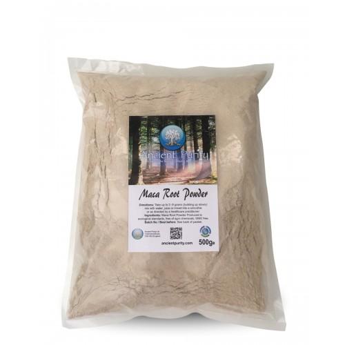 Maca Root Powder Organic - 500g (Peruvian Ginseng)