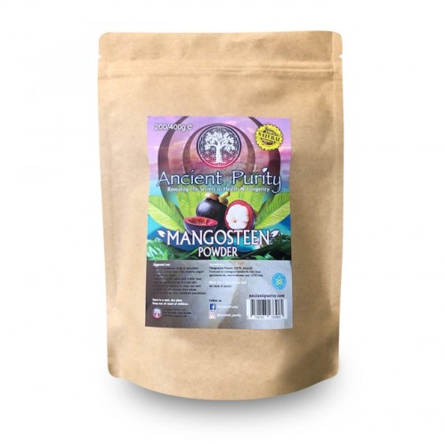 Mangosteen Powder (Skin / Cells / Xanthones / Cryptoxanthin) 200/400g