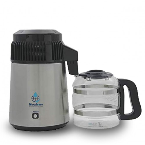 Water Distiller (Deluxe with Glass Jug)