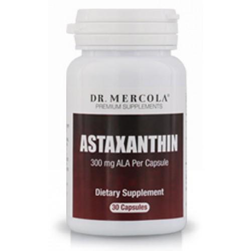 Astaxanthin (300mg ALA) 30/90 Caps Dr Mercola