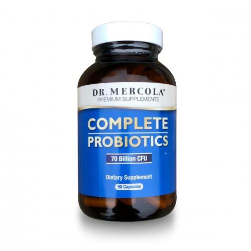 Complete Probiotics (Dr Mercola) 90 Caps