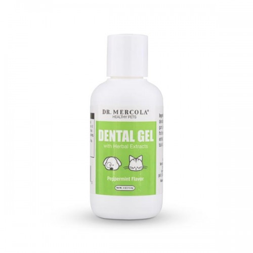 Dental Gel - Cats & Dogs - 113.4g Peppermint