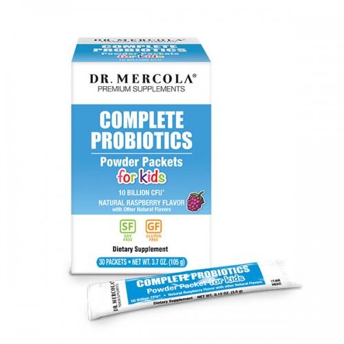 Probiotics for Kids - Powder Packets  (30 per box)