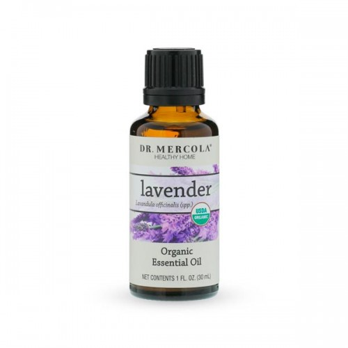 Lavender Essential Oil (Organic) 30ml