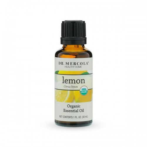 Lemon Essential Oil (Organic) 30ml