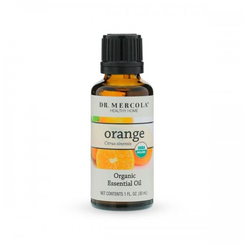 Orange Essential Oil (Organic) 30ml