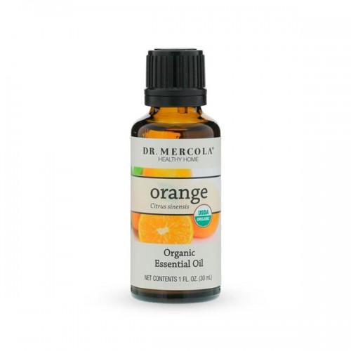 Orange Essential Oil (Organic) 30ml